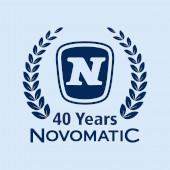 Logo der Spielanbieters Lord of the Ocean, der Firma Novomatic