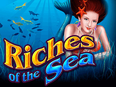 Logo des Slots Riches of the Sea