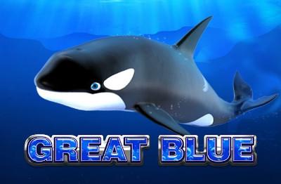 Titelbild Great Blue Slot