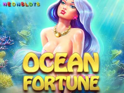 Logo Ocean Fortune Slot