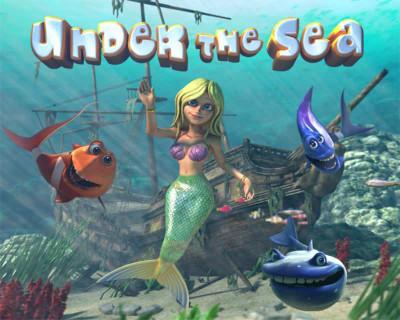 Logo Under the Sea Slot