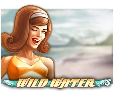 Logo Wild Water Slot