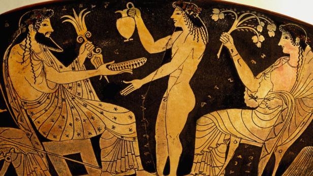 Griechische Mythologie ist der Themenhintergrund des Slot Spiels Lord of the Ocean